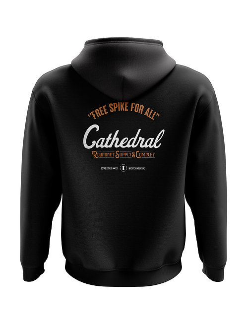 SPK Cathedral Supply Co. Hoodie