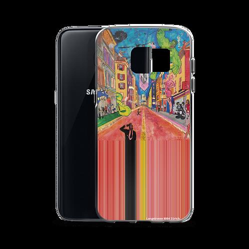 Samsung Case - Langstrasse 3.0 - by Schirka El Creativo