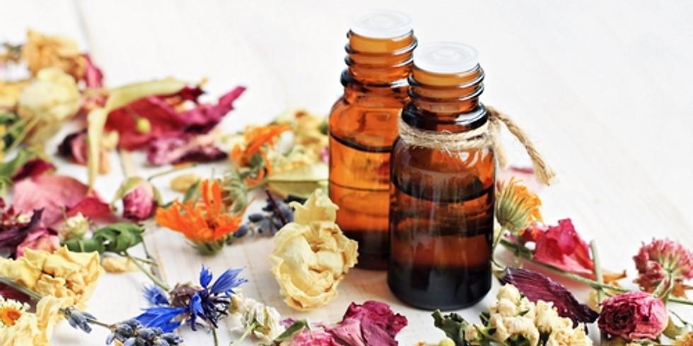 Module 12 : Aromathérapie : huiles essentielles, hydrolats, eaux florales - 405