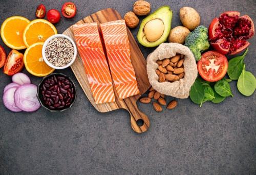 Alimentation équilibrée étudiée en formation nutrition