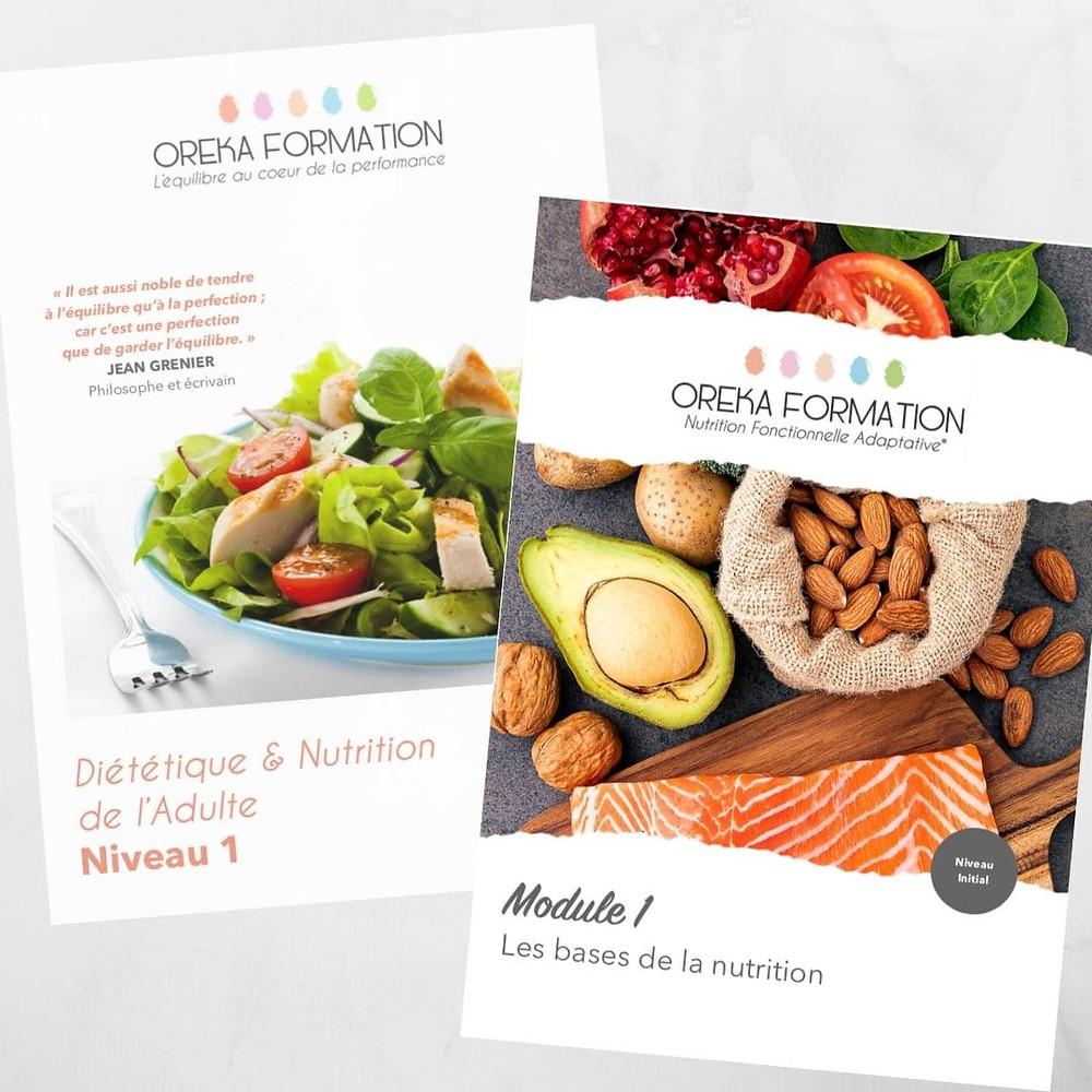 Diététique et nutrition de l'adulte - Niveau 1 devient Les bases de la nutrition