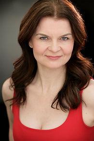 Ruth Kavanagh, actress & associate producer of Fallen Angel Theatre Company