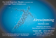 Fallen Angel Theatre's production of Airswimming by Charlotte Jones