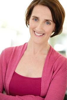 Aedin Moloney, actress & producing artistic director of Fallen Angel Theatre Company
