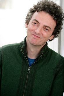 John Keating, actor & associate director of Fallen Angel Theatre Company