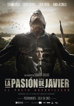 La Pasion De Javier Poster Fandando.jpg