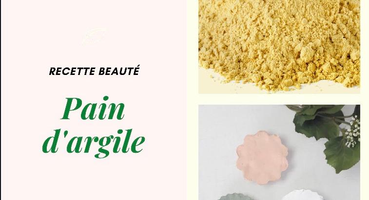 Pain d'argile, Une autre façon de se laver le visage