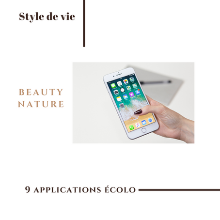 9 applications Eco
