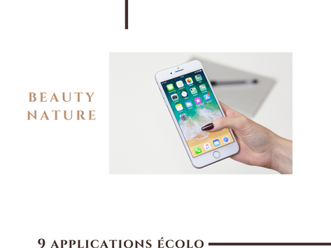 9 applications Eco