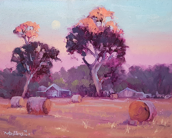 Kelly Country Dusk