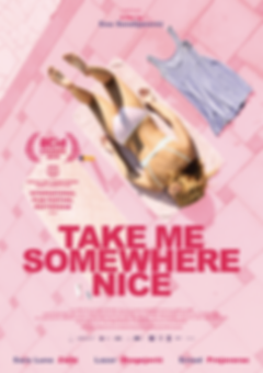 Affiche - TAKE ME SOMEWHERE NICE DP-1.pn