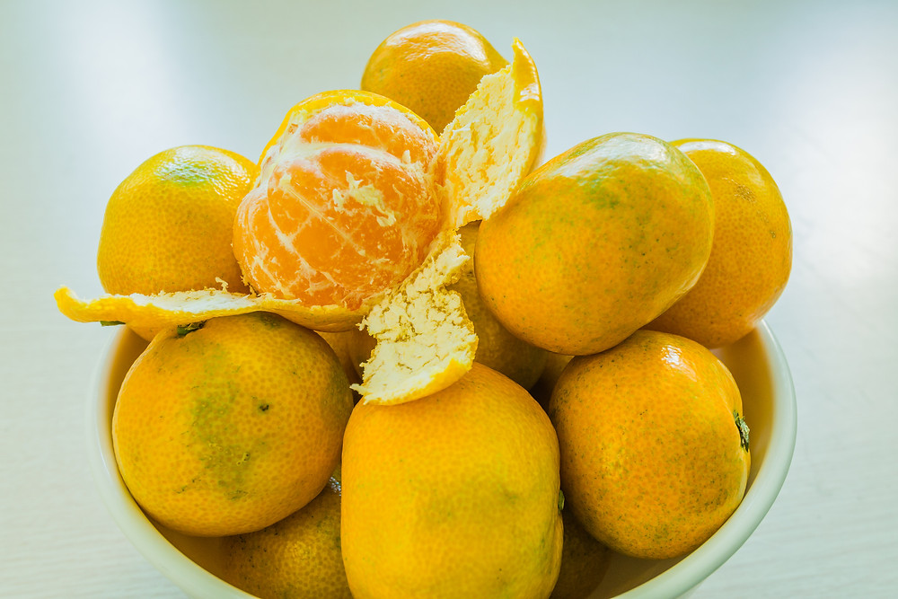Tangerines- As Is!