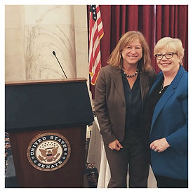 Kathy and Suzy Rosen Singleton Chief of