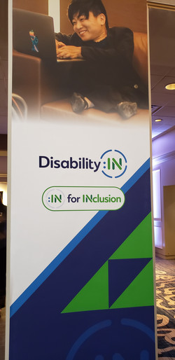 Disability:IN Welcome Banner