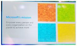 Microsoft Mission Statement