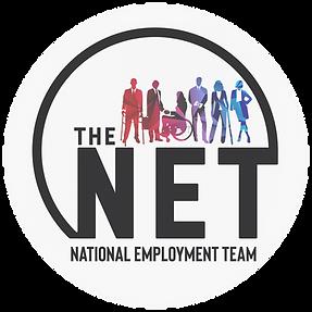 the national employment team logo