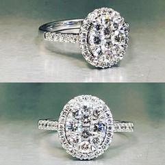 Beautiful custom beauty made by tresor !