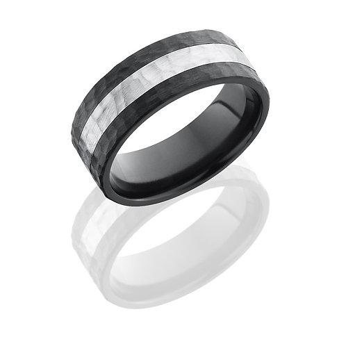 Black Zirconium Band