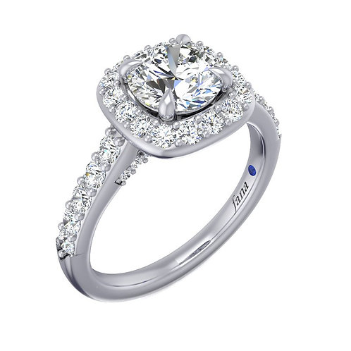 Engagement Ring # S2694