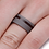 Thumbnail: Wood Titanium Ring