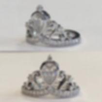 The best in custom! Beautiful crown desi