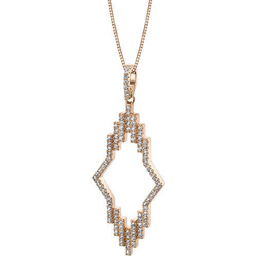 14kt Gold Handmade Pendant