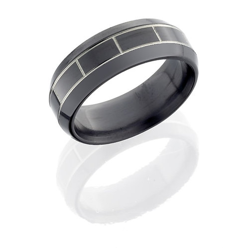 Black Zirconium Band