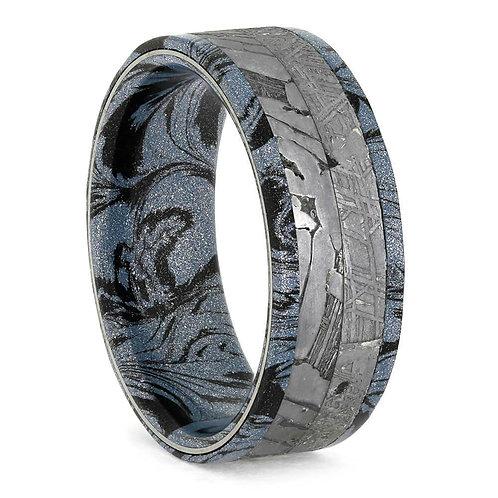 Meteorite cobalt band