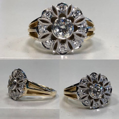 We really enjoyed making this ring with