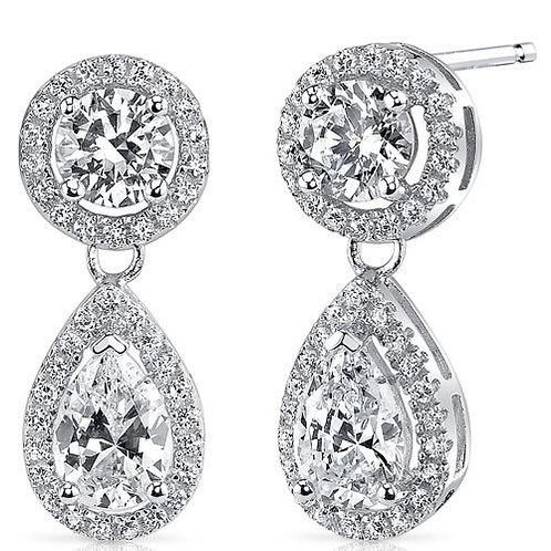14kt Gold Fancy Earrings