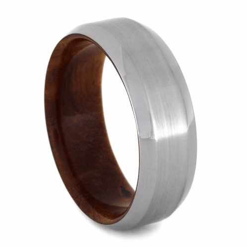 Titanium Wood sleeve band