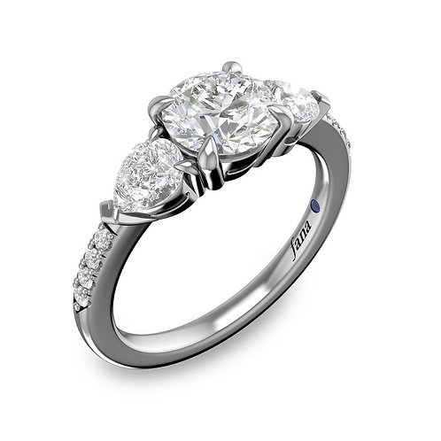 Engagement Ring # S2756