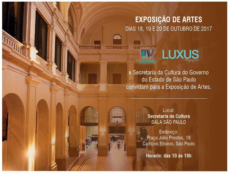 Exposição Sala São Paulo