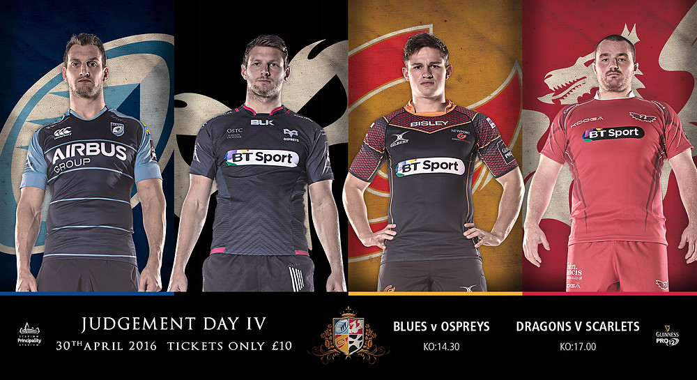 Judgement Day- 30th April. Come in for a load up beforehand