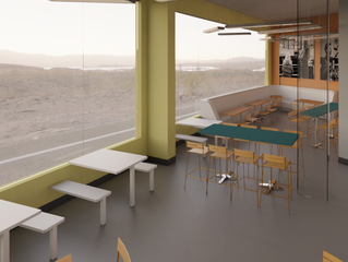 3D Renderings can help give the Customer an excellent idea of how the space will look!