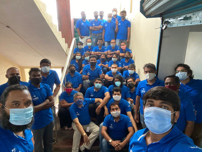 How this startup played a major role in controlling COVID in Chennai