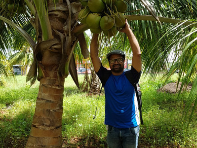 This startup is helping farmers grow drought- and storm-resistant coconut trees