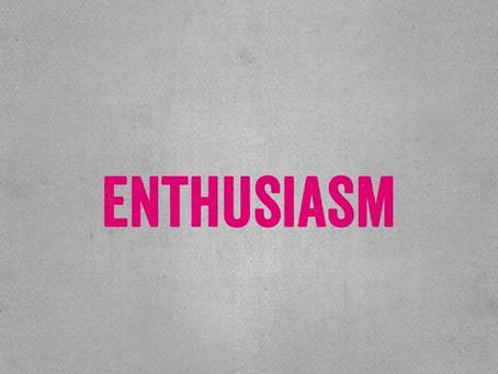 102: Joe Rand - Enthusiasm