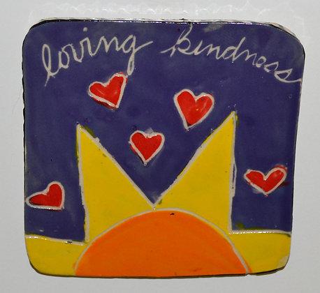 Loving Kindness tile