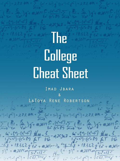 The College Cheat Sheet