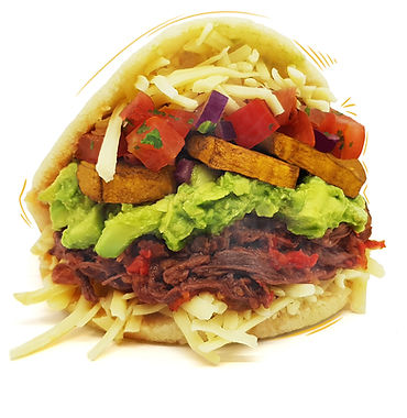 Beef-Arepa-With-Smoke.jpg