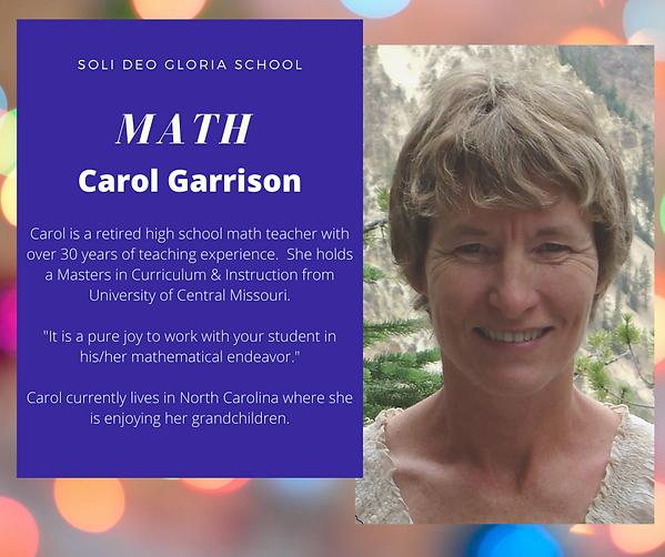 SDG Carol Garrison.png