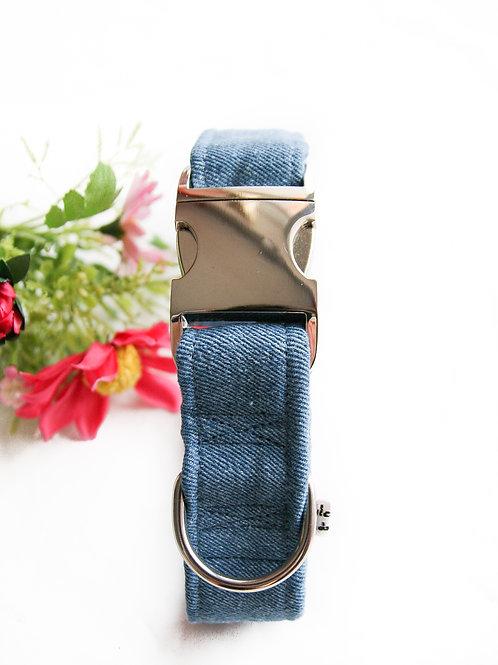 Jeanshalsband