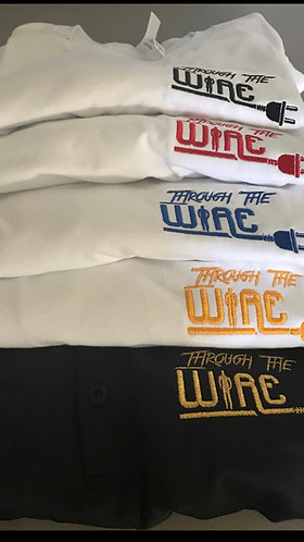Through The Wire T shirt