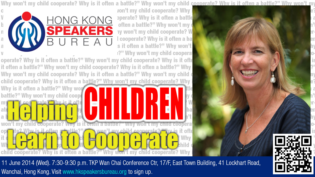 Helping Children Learn to Cooperate
