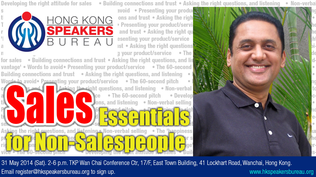 Sales Essentials for Non Salespeople