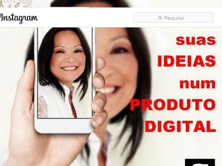 Transforme as suas ideias num produto digital