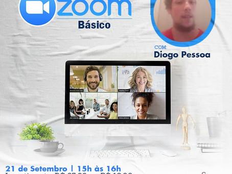 Curso de ZOOM Básico com Diogo Pessoa