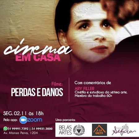 Cinema em casa 2/11