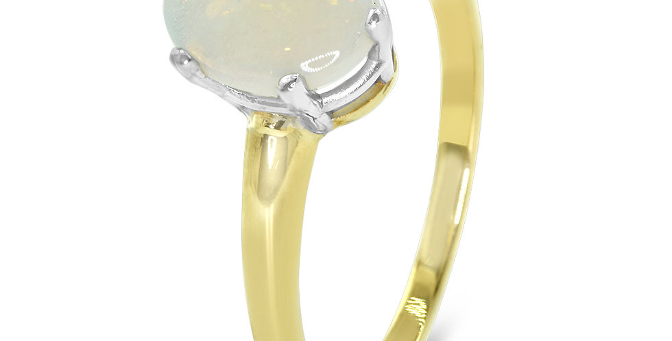 Second Hand Jewellery Second Hand Rings 9ct Gold Pearl Ring